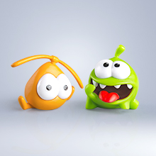 набор 2 - «Cut the Rope»