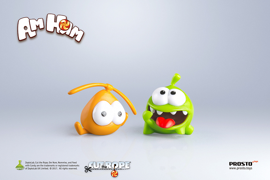 набор 2 - «Cut the Rope» Фото 0