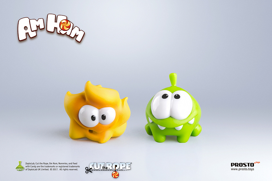 набор 7 - «Cut the Rope» Фото 0
