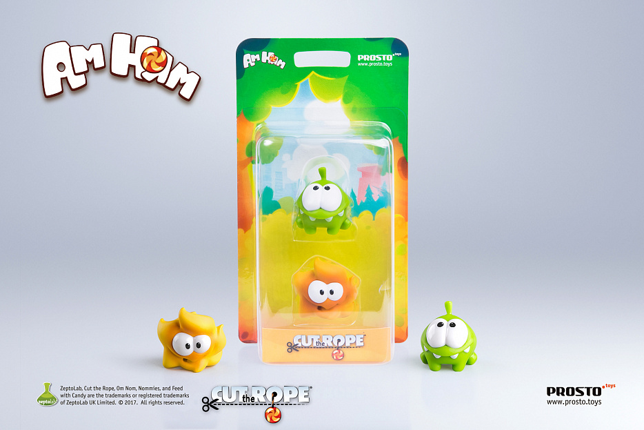 набор 7 - «Cut the Rope» Фото 2