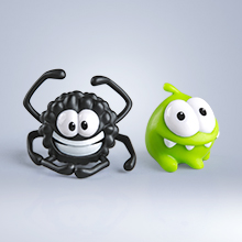 набор 9 - «Cut the Rope»