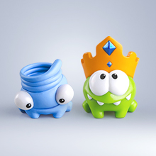 набор 1 - «Cut the Rope»