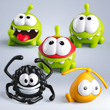 набор 12 - «Cut the Rope», 5 фигурок